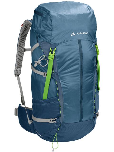VAUDE Zerum 48+ LW Backpack foggy blue